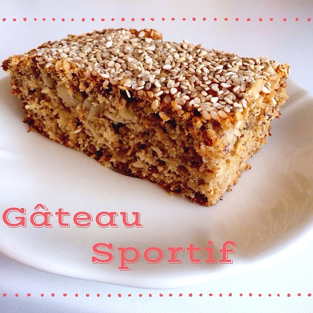 Gateau de l'effort maison
