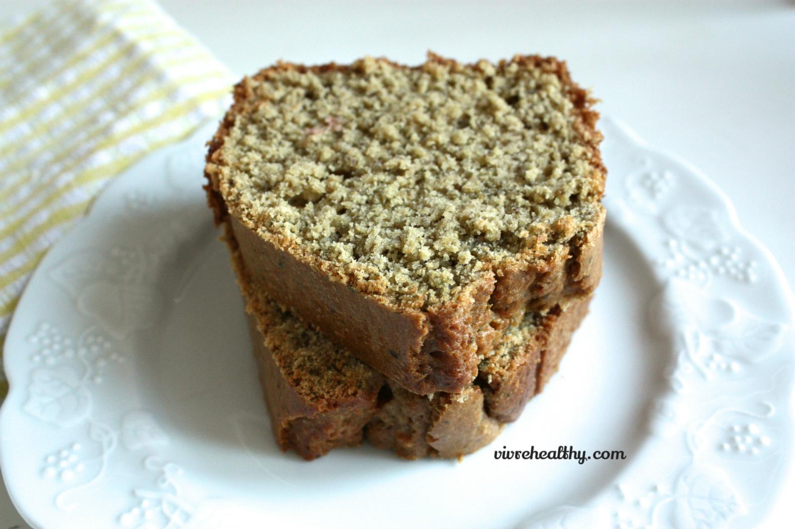 Cake au th vert vivre healthy - Gateau au chocolat healthy ...