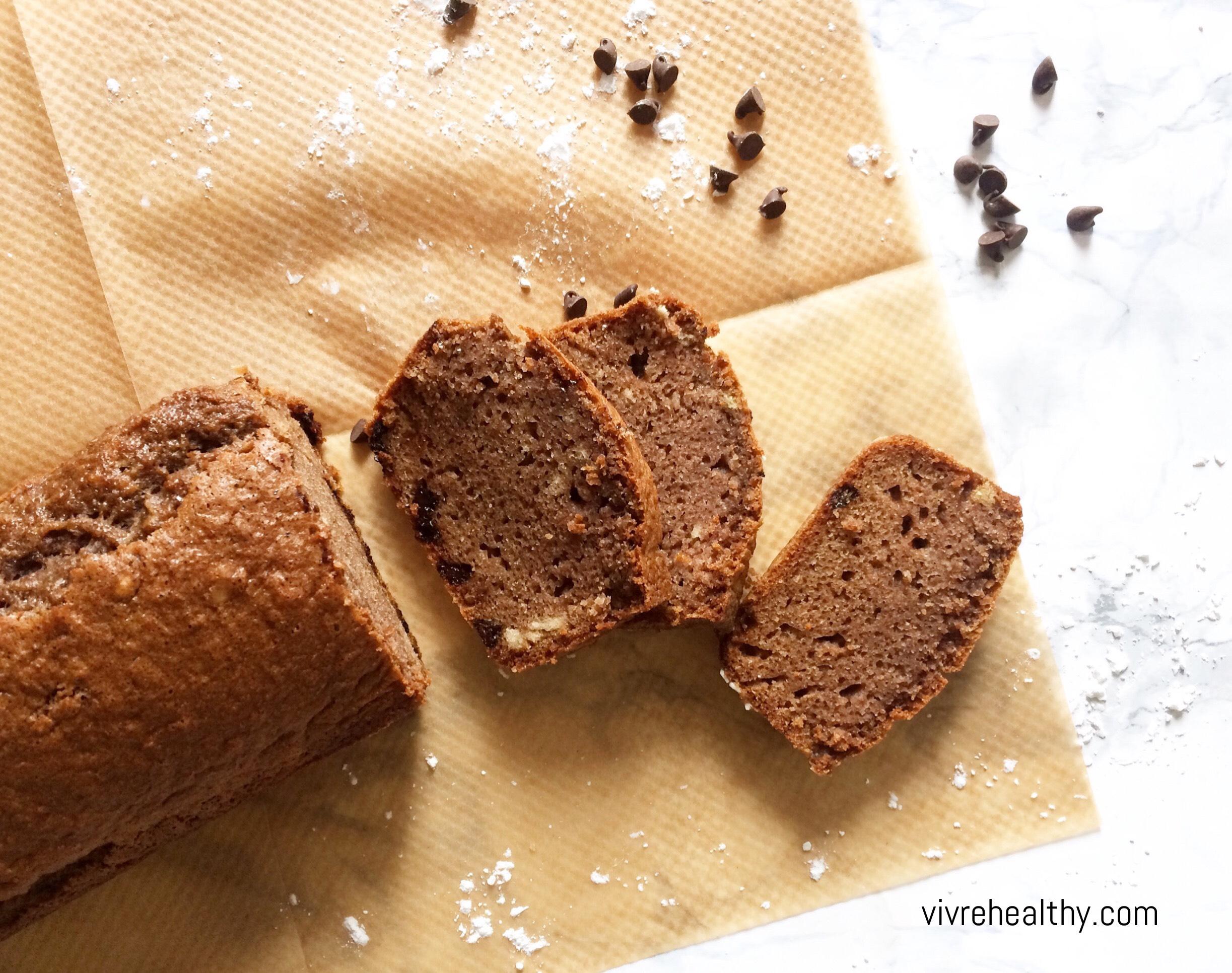 G teau au yaourt au chocolat vivre healthy - Gateau au chocolat healthy ...